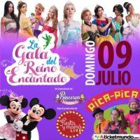 """""""La gala del Reino Encantado"""" llega al Eurobuilding de Caracas"""
