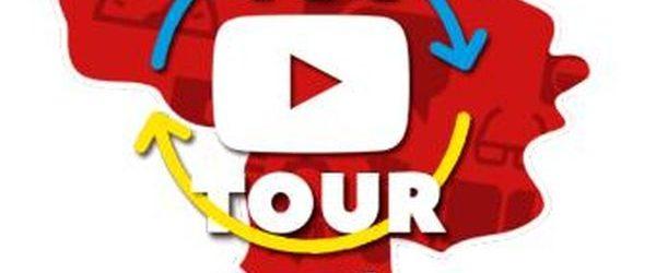 """Los Youtubers del momento están de gira con """"YouTour Venezuela"""""""