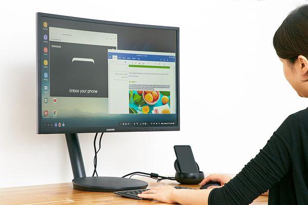 MSC Noticias - Samsung-DeX-1 Proa Com Tecnología