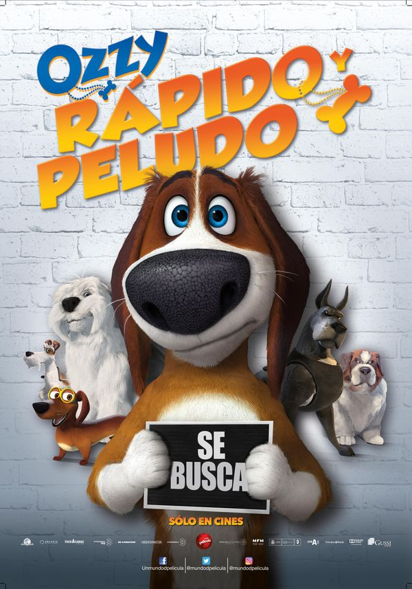MSC Noticias - Ozzy-afiche-definitivo Cine Grupo Plus Com