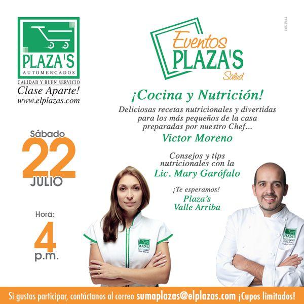 MSC Noticias - Plazas-y-Victor-Moreno Creatividad & Media Gastronomía