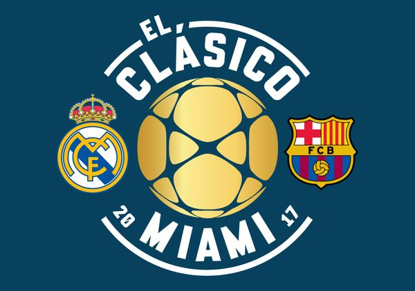 MSC Noticias - Real-Madrid-Barcelona-Miami The Media Office TV-Series