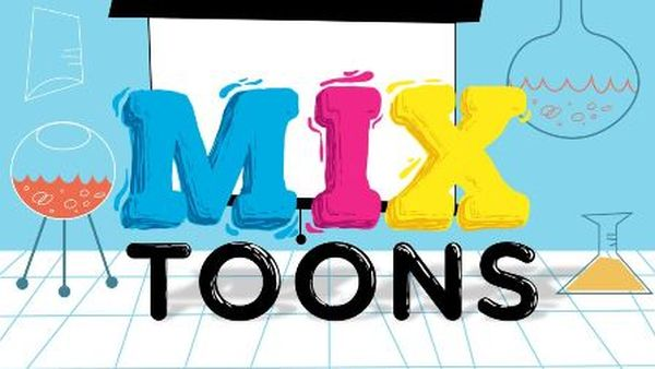 MSC Noticias - SPA-Mix-Toons DLB Group Com TV-Series