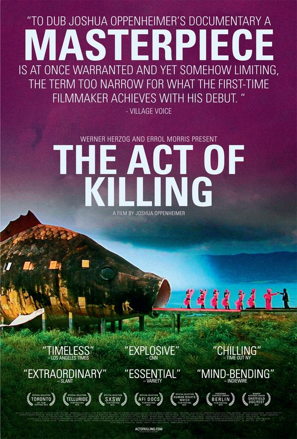 MSC Noticias - The-Act-of-Killing The Media Office TV-Series