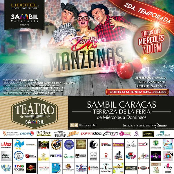 MSC Noticias - CARTEL-23-DE-AGOSTO Alamo Group Teatro