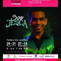 Soy Jesca: Magia y humor para divertirse