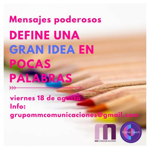 MSC Noticias - flayer Cursos y Seminarios Grupo MM Com