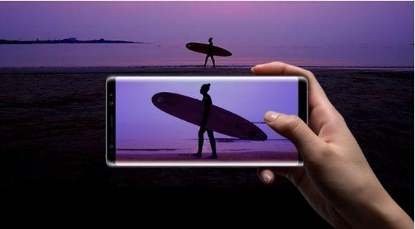 MSC Noticias - NdP-Redefiniendo-la-fotografía-móvil-la-cámara-del-Galaxy-Note8 Grupo Plus Com Tecnología