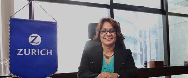 Edith Rodriguez en nombrada como nueva Gerente General de Zurich