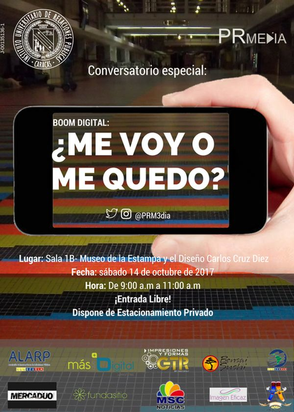 MSC Noticias - INVITACION-BOOM-DIGITAL-Me-Voy-o-Me-quedo Agencias Com y Pub Cursos y Seminarios