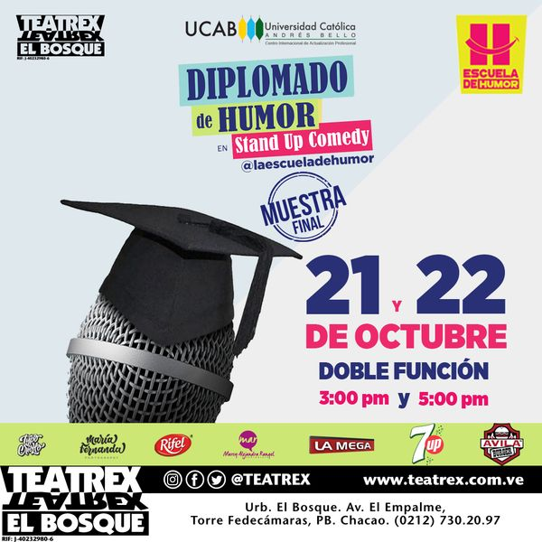 MSC Noticias - POST-DIPLOMADO-DE-HIUMOR-EN-STAND-UP-COMEDY-MUESTRA-FINAL-1 Agencias Com y Pub Teatro