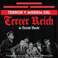 En Octubre llega el Terror y Miseria del Tercer Reich al Rajatabla