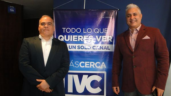 MSC Noticias - Carlos-Fraga-y-Luis-Urbaneja-productor-del-espacio Agencias Com y Pub TV-Series