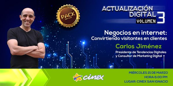 MSC Noticias - CINEX_pack-digital3 Cine Cinex Com