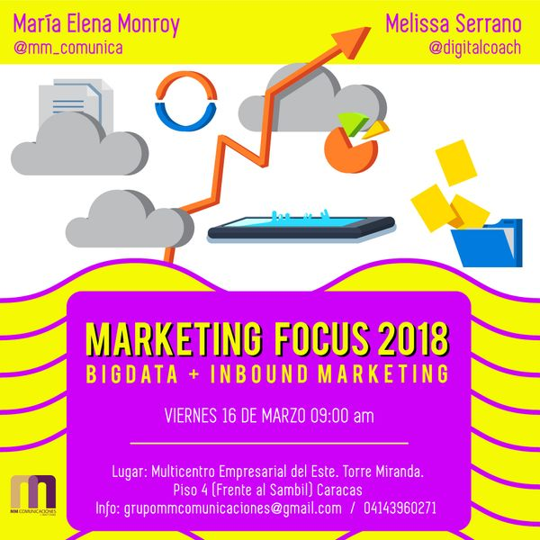 MSC Noticias - MARKETING-FOCUS-2018_2_01-2 Cursos y Seminarios Grupo MM Com