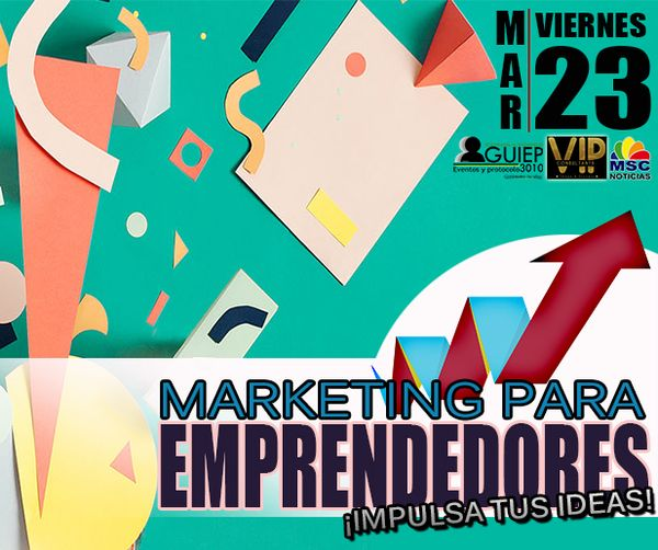 MSC Noticias - flyer-marketing-para-emprendedores Agencias Com y Pub Cursos y Seminarios