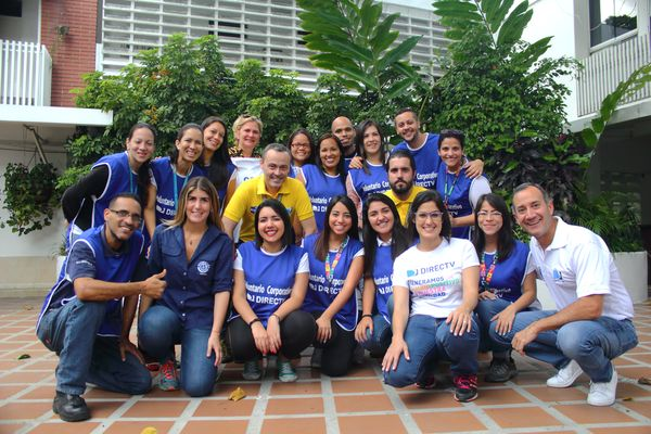 MSC Noticias - VOLUNTARIOS RSE The Media Office