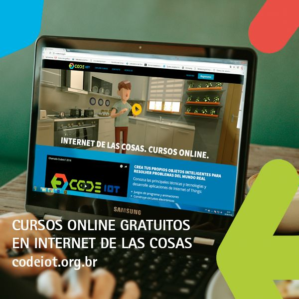 MSC Noticias - codeiot_fb_agosto2018_1_es Cursos y Seminarios Grupo Plus Com