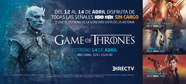 MSC Noticias - DIRECTV-HBO-GOT-FREEVIEW-NL-Recovered The Media Office TV-Series