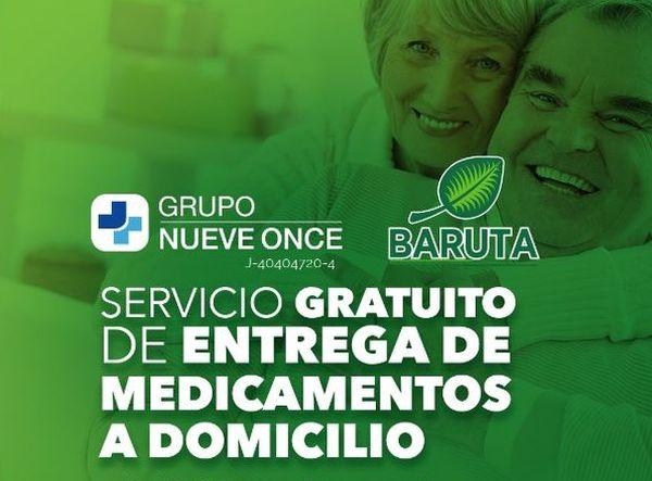 Grupo Nueve Once proveerá medicamentos gratis a domicilio durante ...