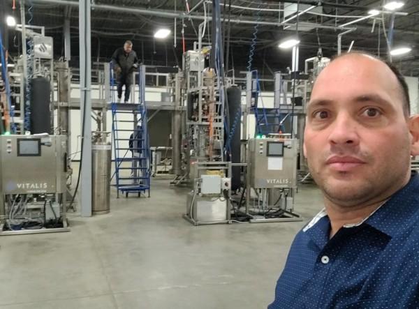 Nolberto Piña y sus aportes al servicio de la agroindustria | MSC Noticias